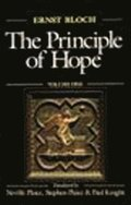 The Principle of Hope: Volume 1