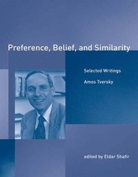 Preference, Belief, and Similarity