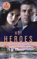 Hot Heroes: Protection Detail
