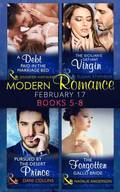 Modern Romance March Collection: Books 5 -8