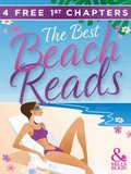Best Beach Reads - preview of 4 sizzling summer romances
