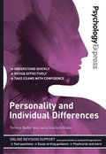 Psychology Express: Personality and Individual Differences (Undergraduate Revision Guide)