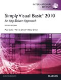 Simply Visual Basic 2010: An App-Driven Approach