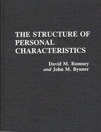 The Structure of Personal Characteristics
