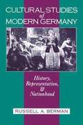 Cultural Studies of Modern Germany