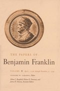 The Papers of Benjamin Franklin, Vol. 8