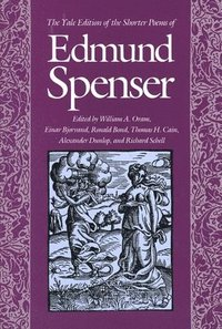 The Yale Edition of the Shorter Poems of Edmund Spenser