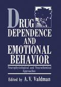 Drug Dependence and Emotional Behavior