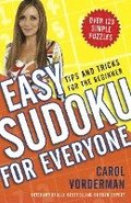 Easy Sudoku for Everyone: Tips and Tricks for the Beginner