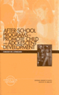 After-School Programs to Promote Child and Adolescent Development