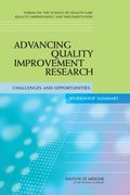 Advancing Quality Improvement Research