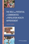 Role and Potential of Communities in Population Health Improvement