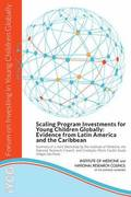 Scaling Program Investments for Young Children Globally