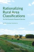 Rationalizing Rural Area Classifications for the Economic Research Service