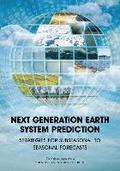 Next Generation Earth System Prediction