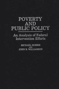 Poverty and Public Policy