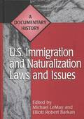 U.S. Immigration and Naturalization Laws and Issues