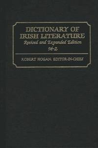 Dictionary of Irish Literature