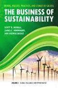 The Business of Sustainability [3 volumes]