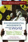 Environmental Movements around the World [2 volumes]