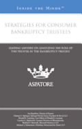 Strategies for Consumer Bankruptcy Trustees