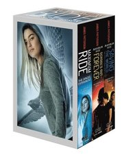 Maximum Ride Boxed Set: The Fugitives: The Angel Experiment/School's Out - Forever/Saving the World and Other Extreme Sports