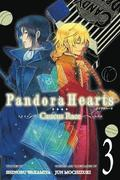 PandoraHearts ~Caucus Race~, Vol. 3 (light novel)