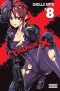 Triage X, Vol. 8
