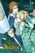 A Certain Magical Index, Vol. 18 (light novel)