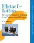 Effective C++: 55 Specific Ways to Improve Your Programs and Designs