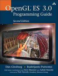 OpenGL Programming Guide 7th Edition - Dave Shreiner, The