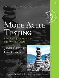 more agile testing janet gregory h ftad 9780321967053 bokus rh bokus com Early Testing in Agile Agile Testing Pyramid
