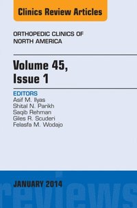 Volume 45, Issue 1, An Issue of Orthopedic Clinics, E-Book