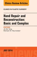 Hand Repair and Reconstruction: Basic and Complex, An Issue of Clinics in Plastic Surgery, E-Book