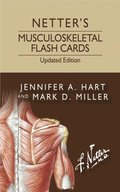 Netter's Musculoskeletal Flash Cards Updated Edition E-Book