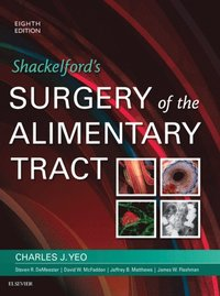 Shackelford's Surgery of the Alimentary Tract, E-Book