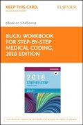 Workbook for Step-by-Step Medical Coding, 2018 Edition - E-Book