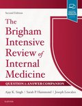 Brigham Intensive Review of Internal Medicine Question & Answer Companion E-Book