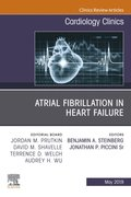 Atrial Fibrillation in Heart Failure, An Issue of Cardiology Clinics, Ebook