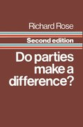 Do Parties Make a Difference?