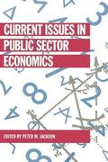 Current Issues in Public Sector Economics