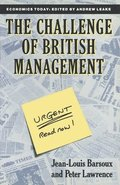 The Challenge of British Management