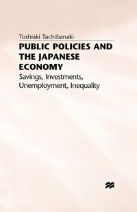 Public Policies and the Japanese Economy