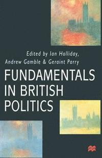Fundamentals in British Politics