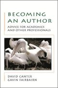 EBOOK: Becoming an Author: Advice for Academics and Other Professionals