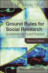 EBOOK: Ground Rules For Social Research