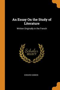 Essay On The Study Of Literature