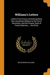 Williams's Letters