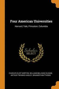 Four American Universities
