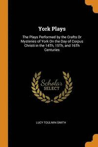 York Plays